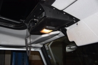 Roof console Land Rover Defender 90/110 sunroof models