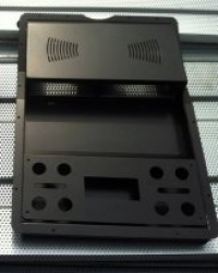 Roof console Land Rover Defender 90/110 non-sunroof models