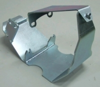 Rear diff guards (steel) Land Rover Defender 110